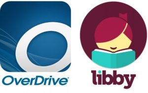 OverDrive Libby Icon 3