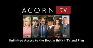 Acorn TV graphic