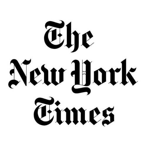 Image of text that reads 'the new york times