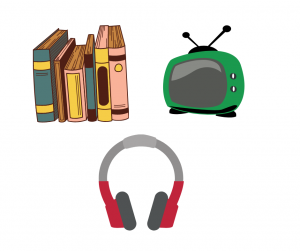 What Should I Read, Listen To, Watch Next?
