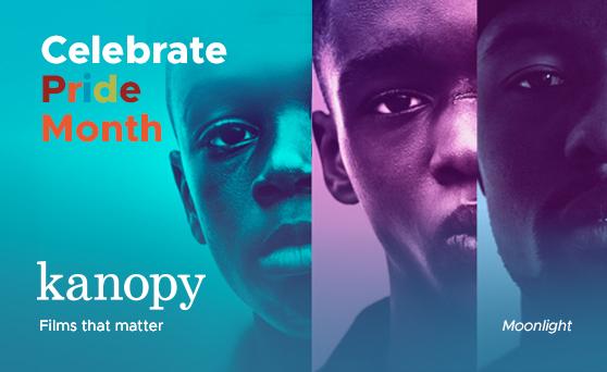 kanopy films - Pride Month