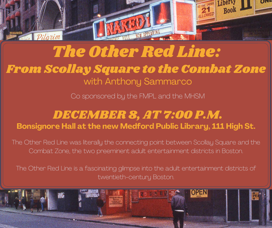 The Other Red Line, with Anthony Sammarco. Click for calendar listing.