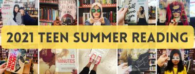 2021 Teen Summer Reading